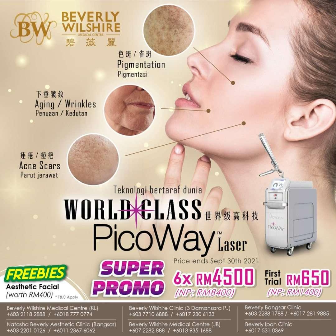 PicoWay Laser Super Promo